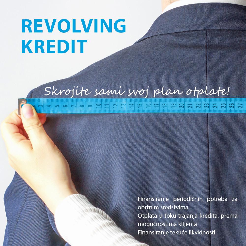 Revolving kredit